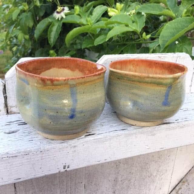 Torrey Pines Yunomi Set Momma Dood Ceramics